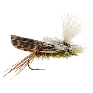 Parachute Hopper Olive - Mossy Creek Fly Fishing