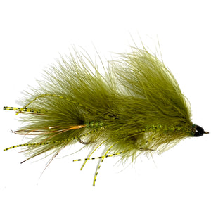 Galloup's Peanut Envy Olive - Mossy Creek Fly Fishing