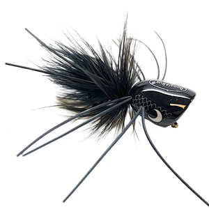 Boogle Bug Popper Black