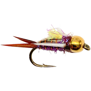 Psycho Prince Purple - Mossy Creek Fly Fishing