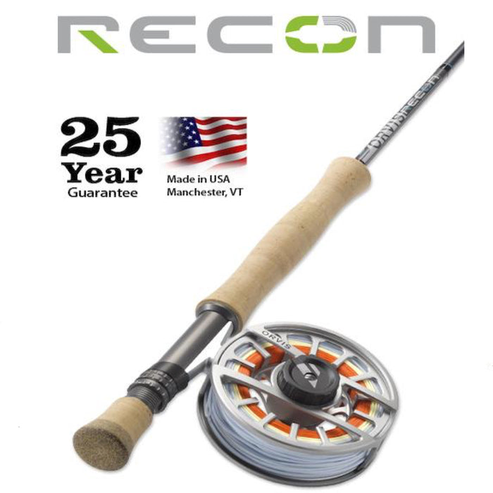 Orvis Recon Saltwater & Big Game Fly Rods