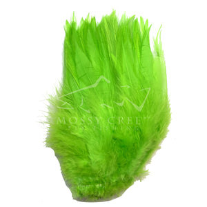 Strung Rooster Saddle Hackle