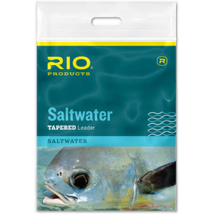 RIO Saltwater Tapered Leader - Mossy Creek Fly Fishing