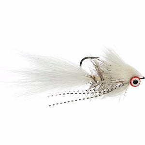 Slider Bugger White - Mossy Creek Fly Fishing
