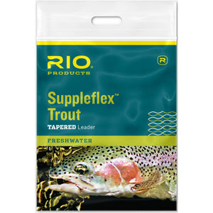 RIO Suppleflex Trout Leader - Mossy Creek Fly Fishing