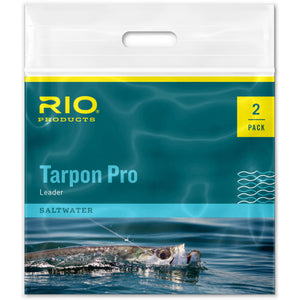 RIO Tarpon Pro Leader - Mossy Creek Fly Fishing