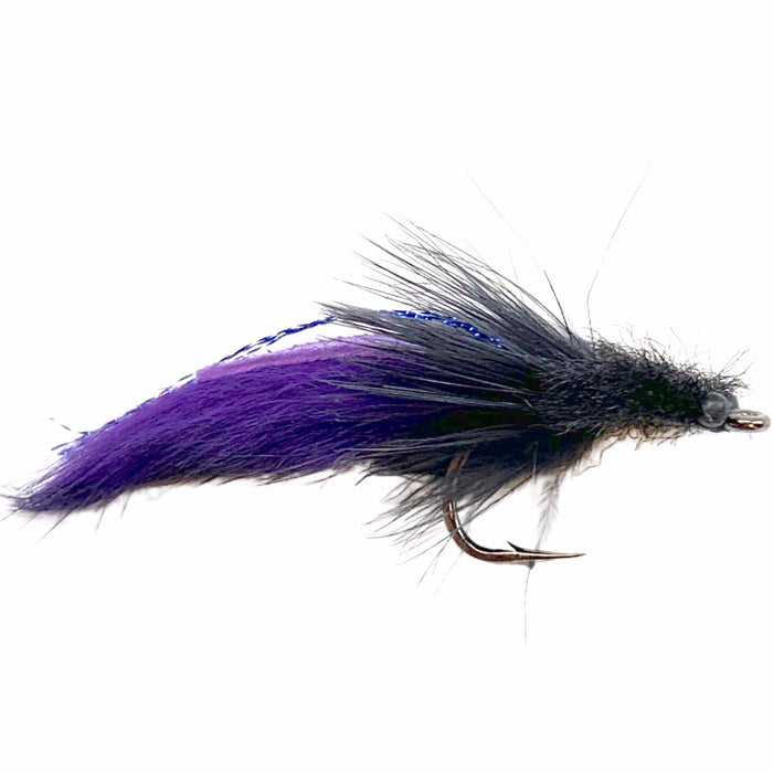 Tarpon Toad Bunny Strip Purple/Black