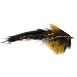 Hawkin's Triple Double Leech - Mossy Creek Fly Fishing