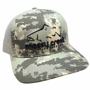 Mossy Creek Logo Trucker Digi Camo - Mossy Creek Fly Fishing