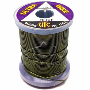 Ultra Wire Olive - Mossy Creek Fly Fishing