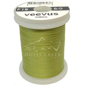 Veevus Tying Thread 6/0 - Mossy Creek Fly Fishing