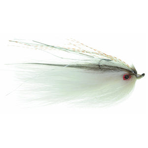 Home Invader White - Mossy Creek Fly Fishing