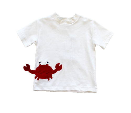 T-Shirt With Crab