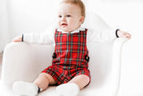 Tartan Plaid Shortall