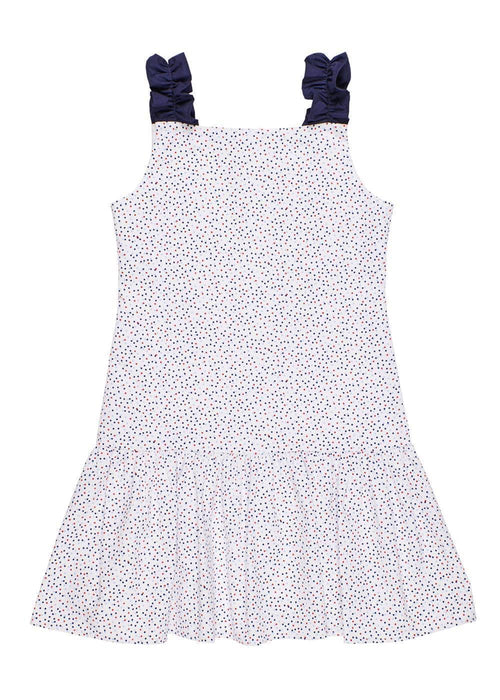 Scattered Dot Pique Dress - Florence Eiseman