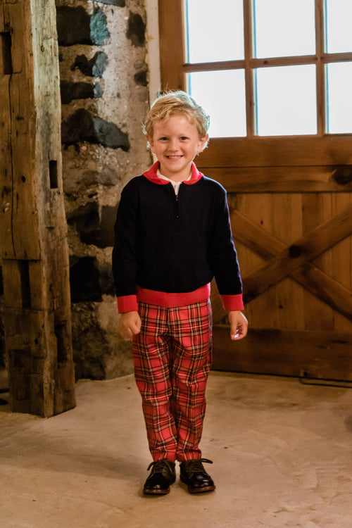 Tartan Plaid Pants - Florence Eiseman