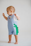 Junior Cord Shortall With Alligator
