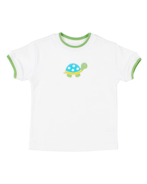 T-shirt With Turtle