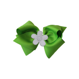 Custom Hair Bow - Customer's Product with price 16.00 ID Qt73J5qGbPms-T2_EmbIecVm