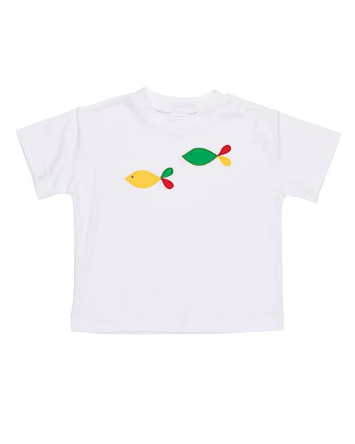 T Shirt with Fish - Florence Eiseman