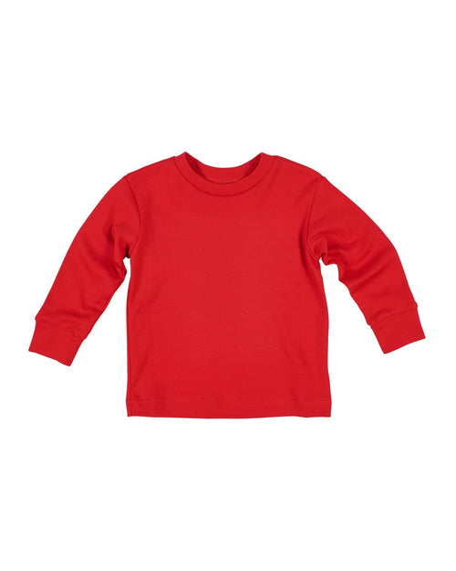 Long Sleeve Crew Neck Shirt - Florence Eiseman