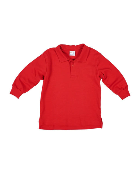 Red Polo Shirt - Florence Eiseman