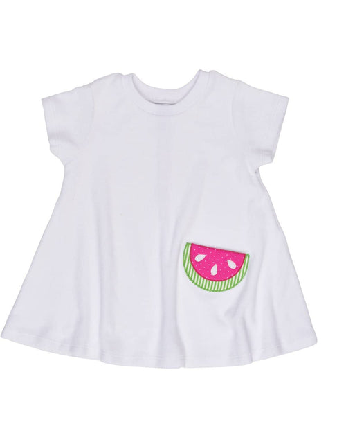 Terry Cover-up with Watermelon Pocket - Florence Eiseman