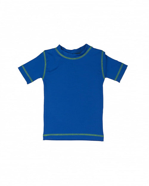 Boys' Short-Sleeve Rash Guard - Florence Eiseman