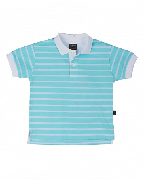 Boys' Stripe Polo Shirt - Florence Eiseman