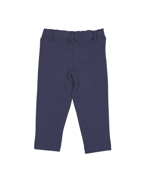 Navy French Terry Pant - Florence Eiseman