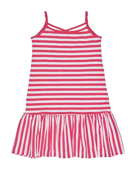 Tween Multi Stripe Knit Top
