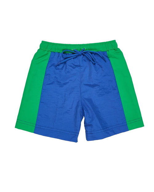 Color Block Swim Trunk - Florence Eiseman