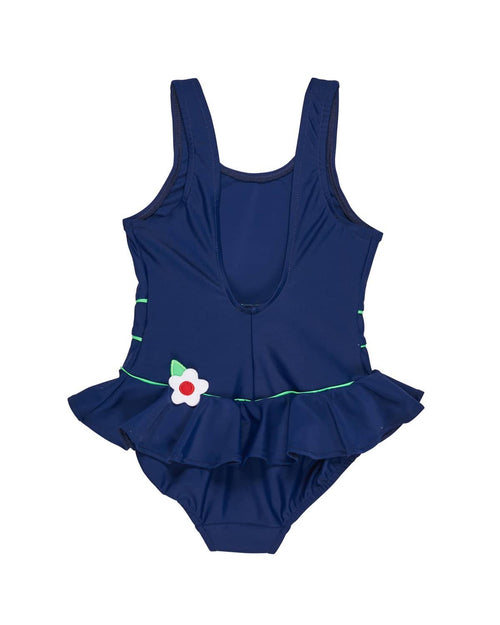 Girls Swimsuit with Flowers - Florence Eiseman
