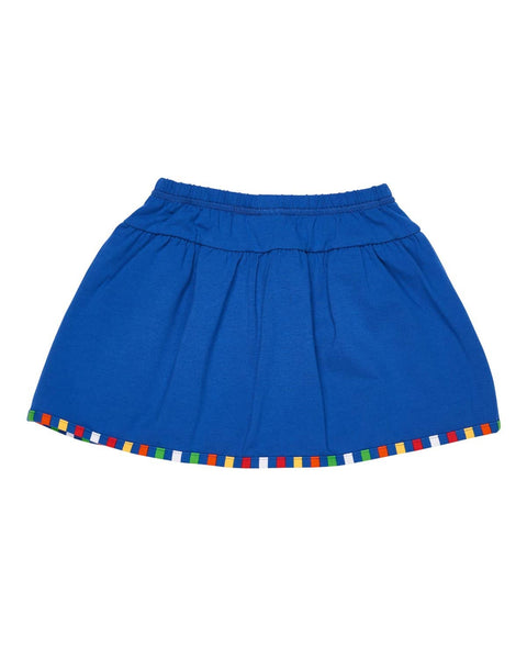Tween Royal Skort with Lapped Front - Florence Eiseman