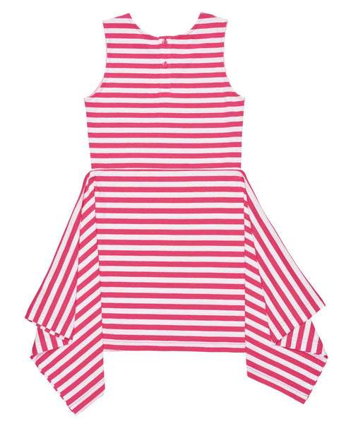 Knitted Stripe Dress - Florence Eiseman