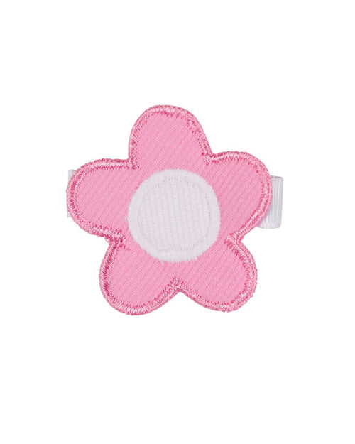 Pink Flower Hairclip - Florence Eiseman