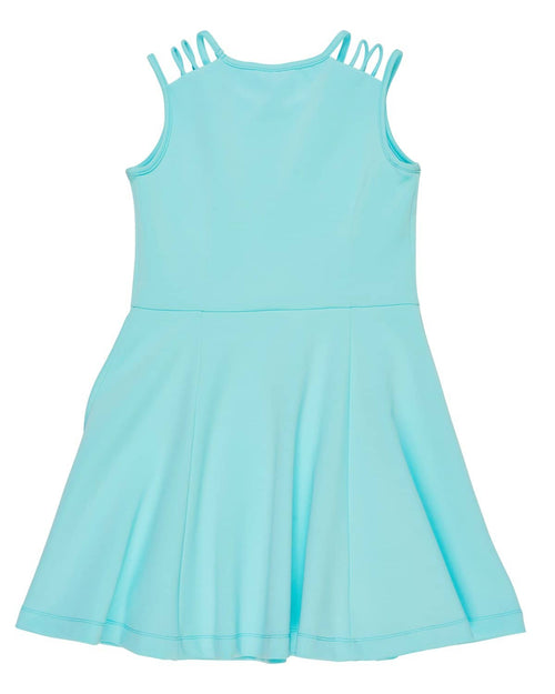 Tween Dress with Shoulder Detail - Florence Eiseman