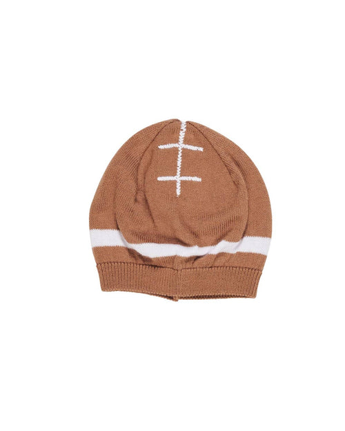 Sweater Knit Football Hat - Florence Eiseman