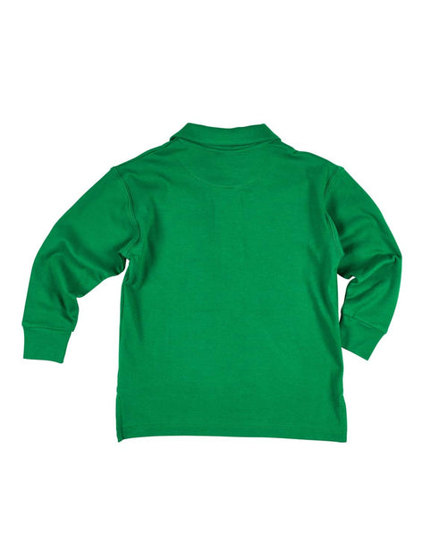 Green Polo Shirt - Florence Eiseman