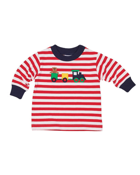 Boys Polo Shirt with Football