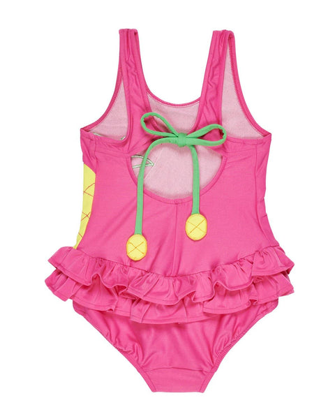 Pink Pineapple Swimsuit - Florence Eiseman