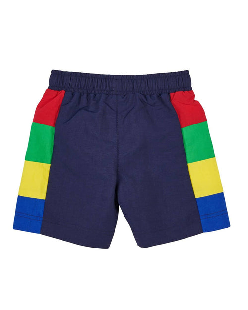 Color Block Swim Trunks - Florence Eiseman