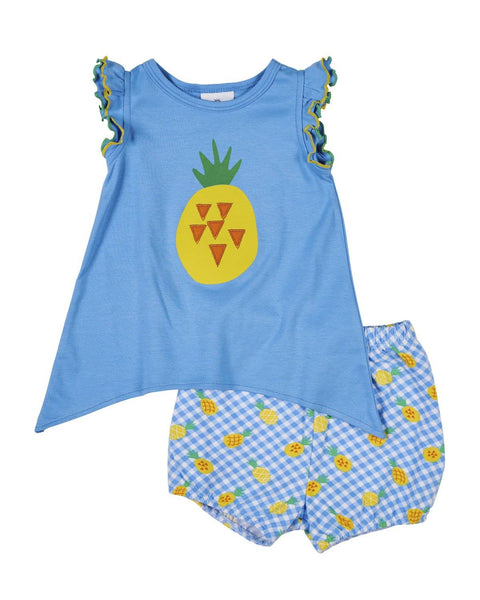 Pineapple Top and Bloomer - Florence Eiseman