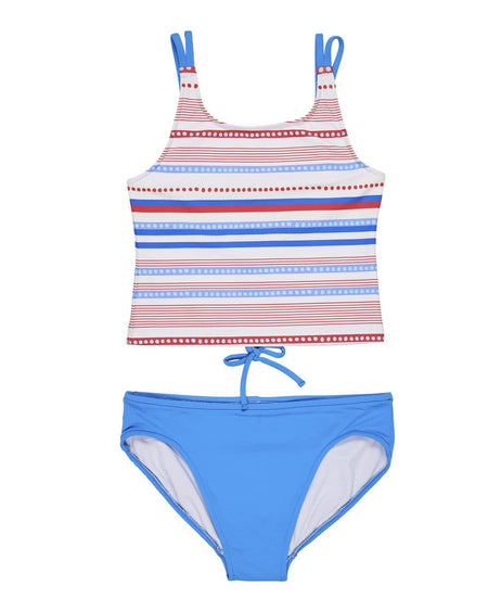 Tie-Dye Tween Swimsuit