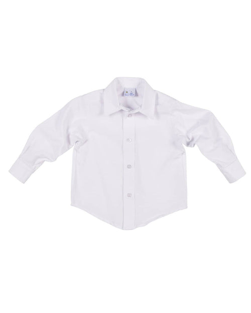 White Dress Shirt - Florence Eiseman