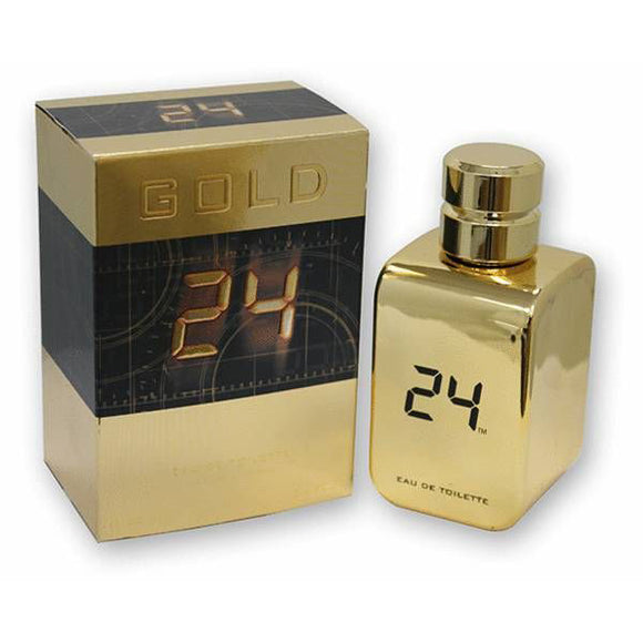 24 The Fragrance Gold By Jack Bauer EDT 100ml For Men, For Women