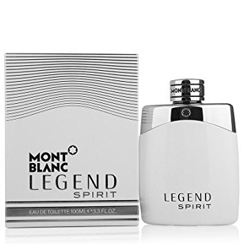 Mont Blanc Legend Spirit by Mont Blanc EDT 100ml (Men)
