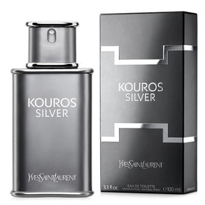 Kouros Silver by Yves Saint Laurent EDT 100ml (Men)