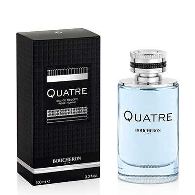 Boucheron Quatre New by Boucheron EDT 100ml (Men)