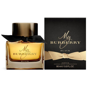 Burberry My Burberry Black By Burberry's EDP 90ml For Women